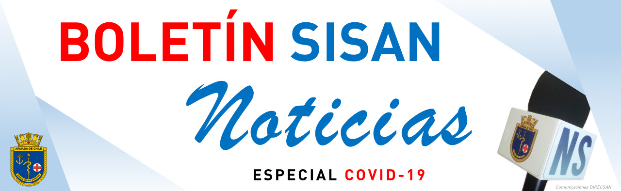 BOLETINES NOTICIAS SISAN  (COVID-19)